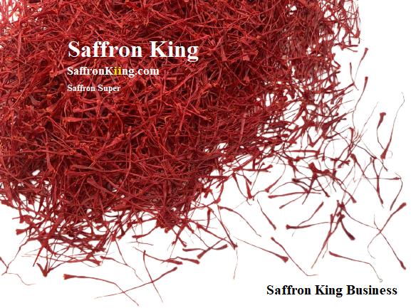 Eigenschaften von Safran
